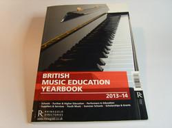Rhinegold yearbooks