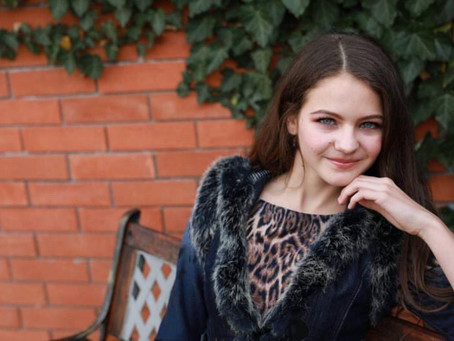 Un olimpic de nota 10 - Ariana Ilieș