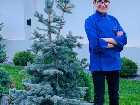 Chef Alex și blogul său culinar
