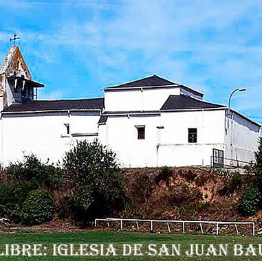 Villalibre-Iglesia de San Juan Bautista-