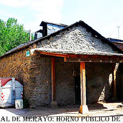 Toral de Merayo-Horno publico de pan-WEB