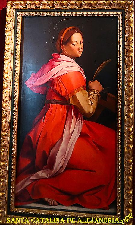 Escolapios-Pinacoteca-Santa catalina de