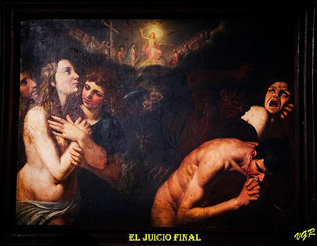 Escolapios-Pinacoteca-El juicio Final-WE