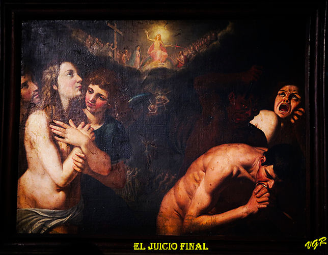 Escolapios-Pinacoteca-El juicio Final-WE
