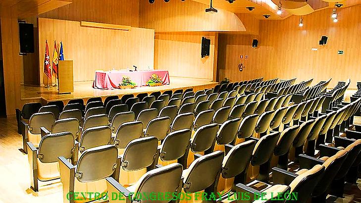 Centro de Congresos Fray Luis de leon-5-