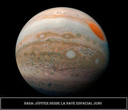 NASA-Jupiter desdela nave Juno-1