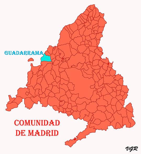 Guadarrama en la Comunidad de madrid-WEB