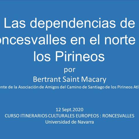 Presentacion de Bertrand SAINT MACARY-1