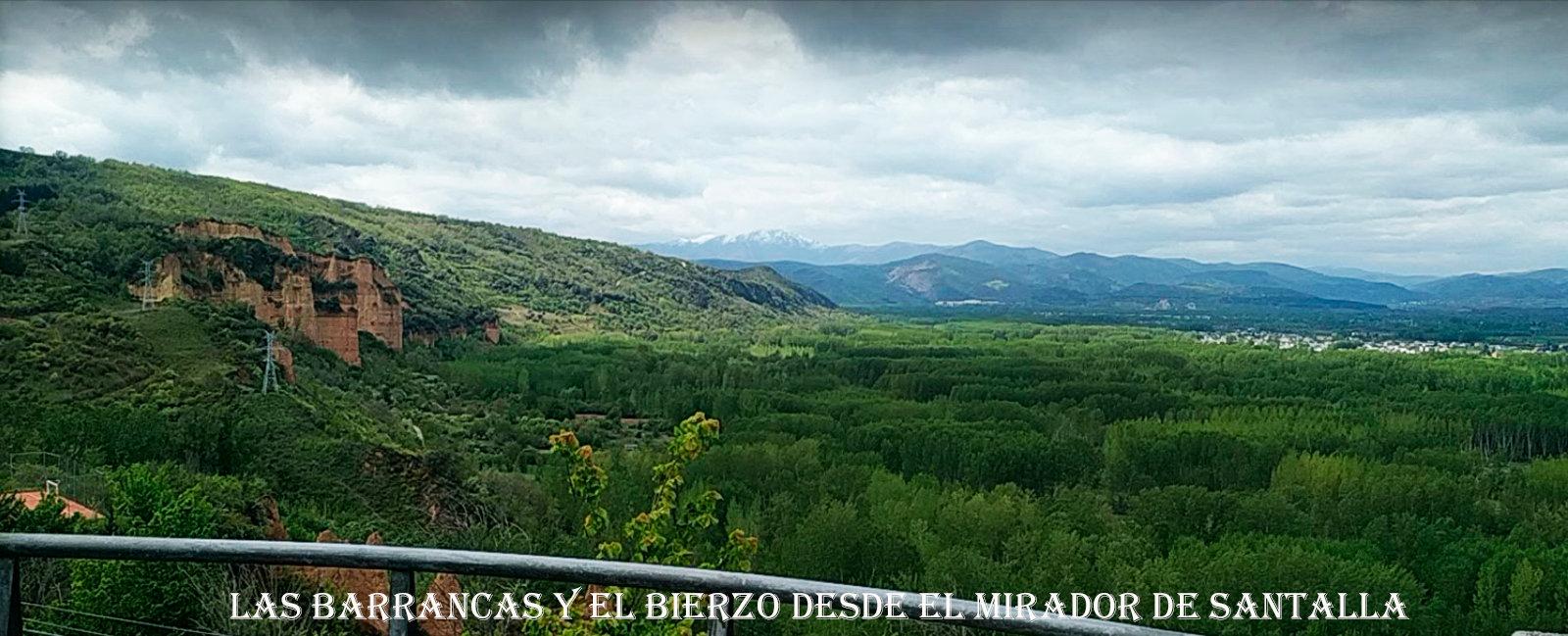 Barrancas de Santalla desde el mirador-1