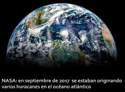 NASA-Huracanes 2017