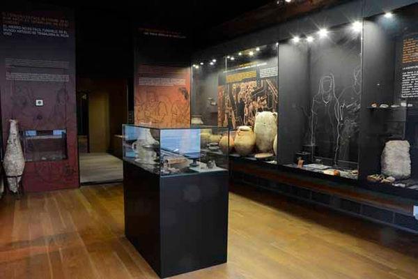 Museo bellas artes-Seccion de arqueologi