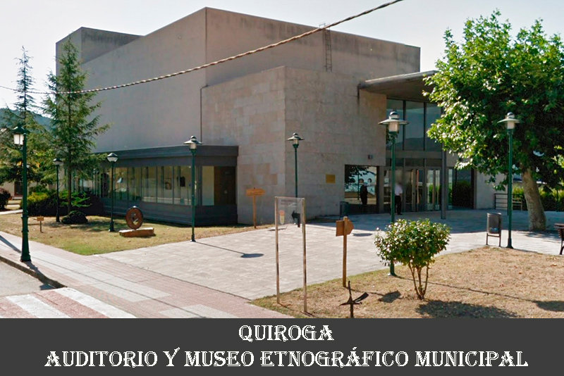 Auditorio+Museo etnografico de quiroga-W