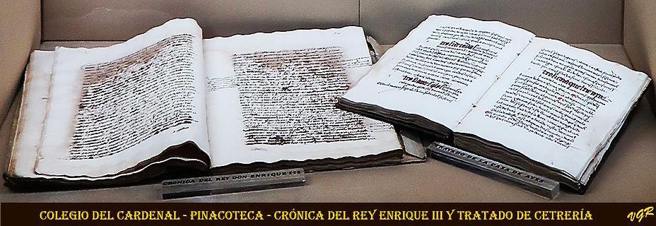 Escolapios-Pinacoteca-Cronica +cetreria-