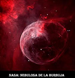 Nebulosa de la Burbuja