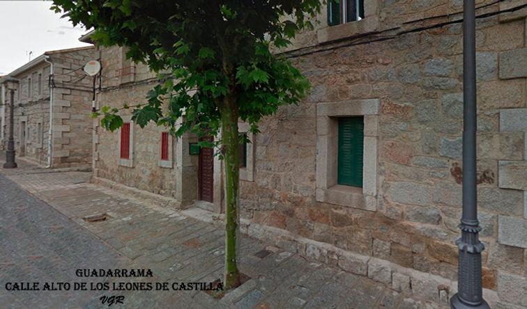 Calle Alto de los Leones de Castilla-2-W