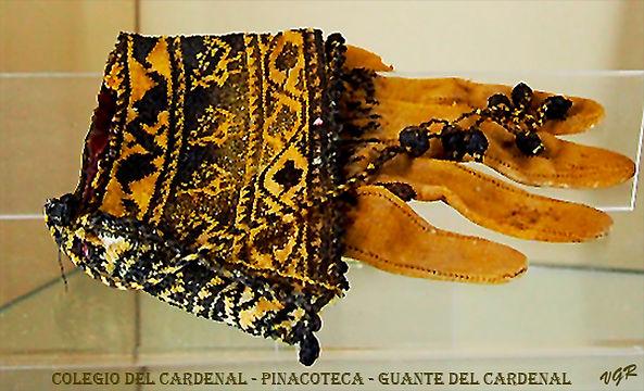 Escolapios-Pinacoteca-Guante del Cardena