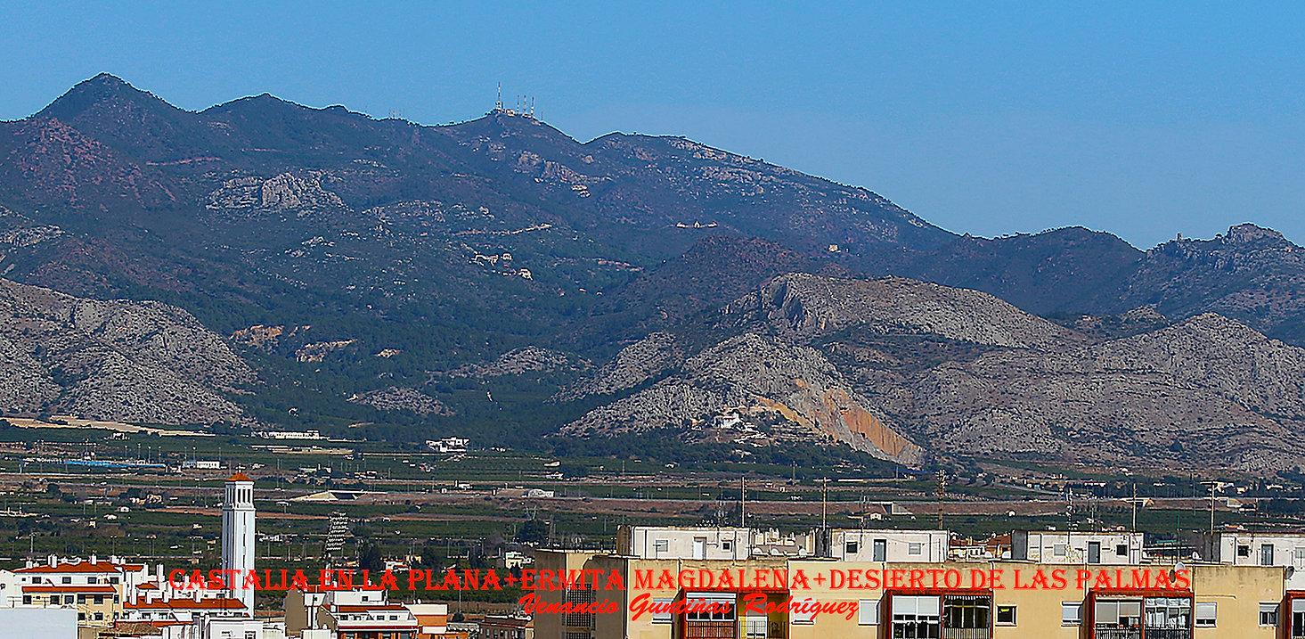 Castalia+Ermita magdalena+desierto las p