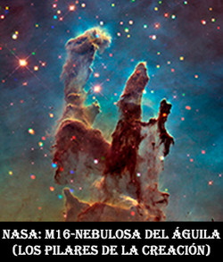 M16-Nebulosa del Aguila-Pilares de la cr