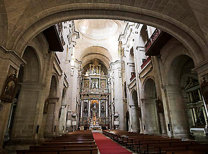 Convento de San francisco en Santiago-2.