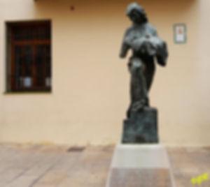Escultura Fundacion Caja de Castellon-1-