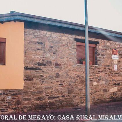 Toral de Merayo-Casa rural Miralmonte-WE