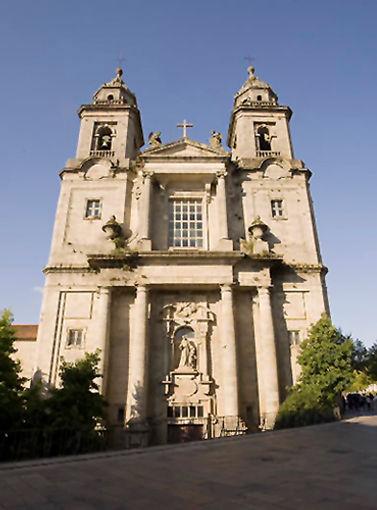 Convento de San francisco en Santiago.jp