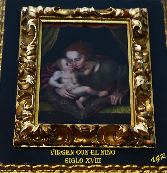 Escolapios-Pinacoteca-Virgen_con_el_niño