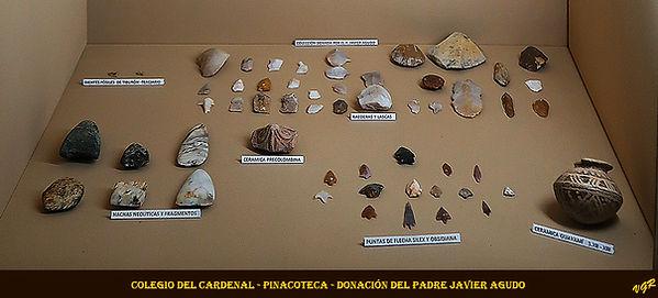 Escolapios-Pinacoteca-Objetos Javier Agu