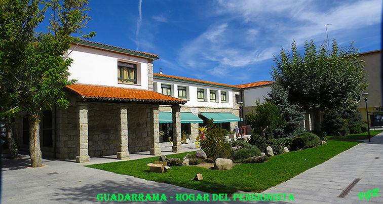 Parque Municipal-Hogar del Pensionista-W
