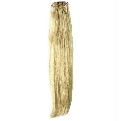 Simpli Hair Russian Blonde Clip-In Extensions