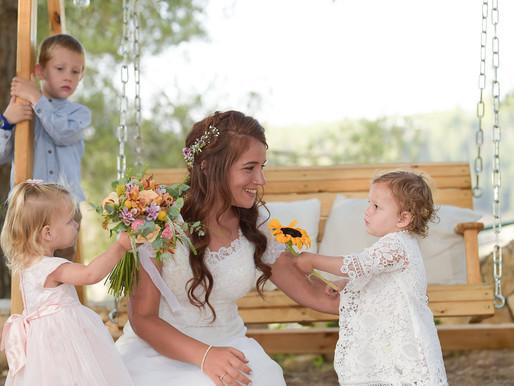 שחר ויוני- חתונה קטנה ומטריפה