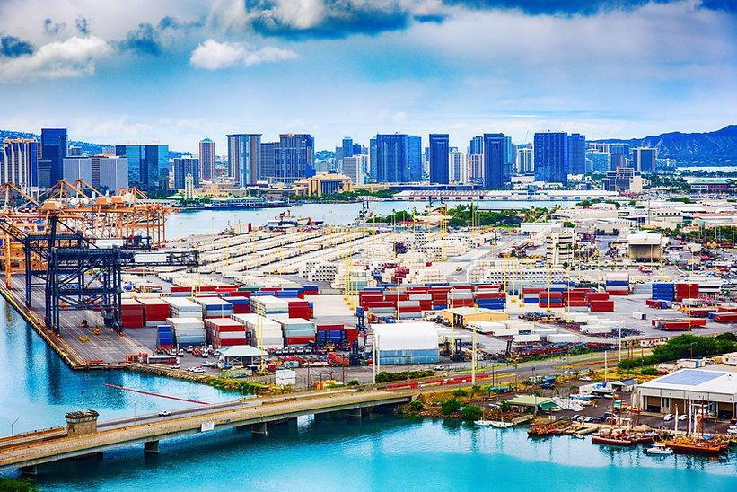 HLS Logistics Services in Hawaii
