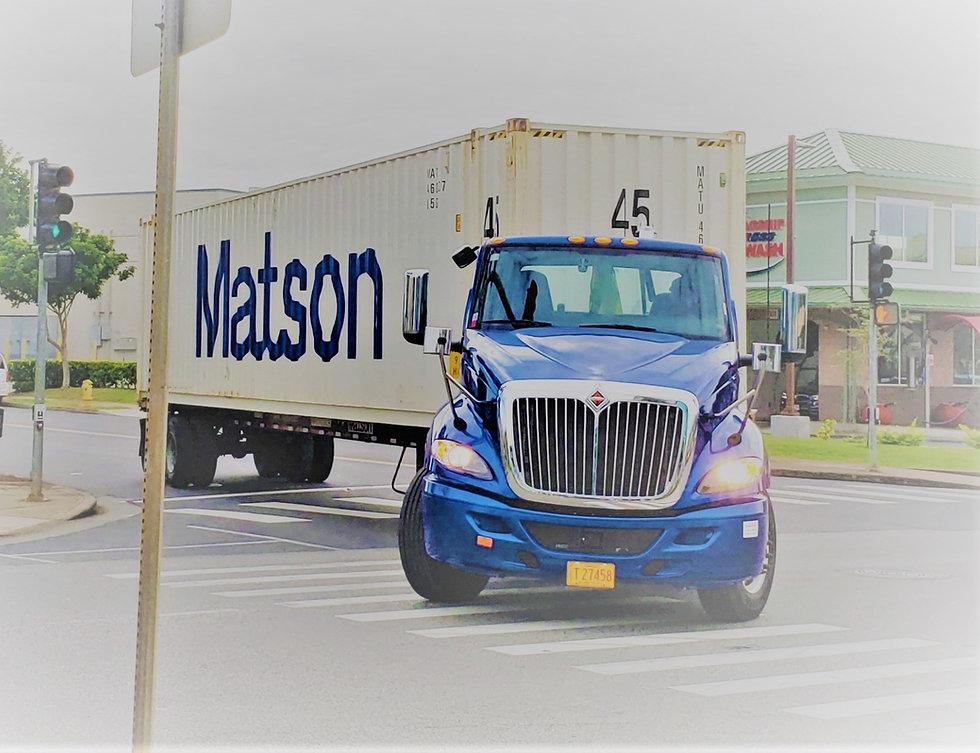 trucking logistics company hawaii