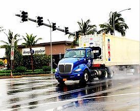 trucking company in Hawaii