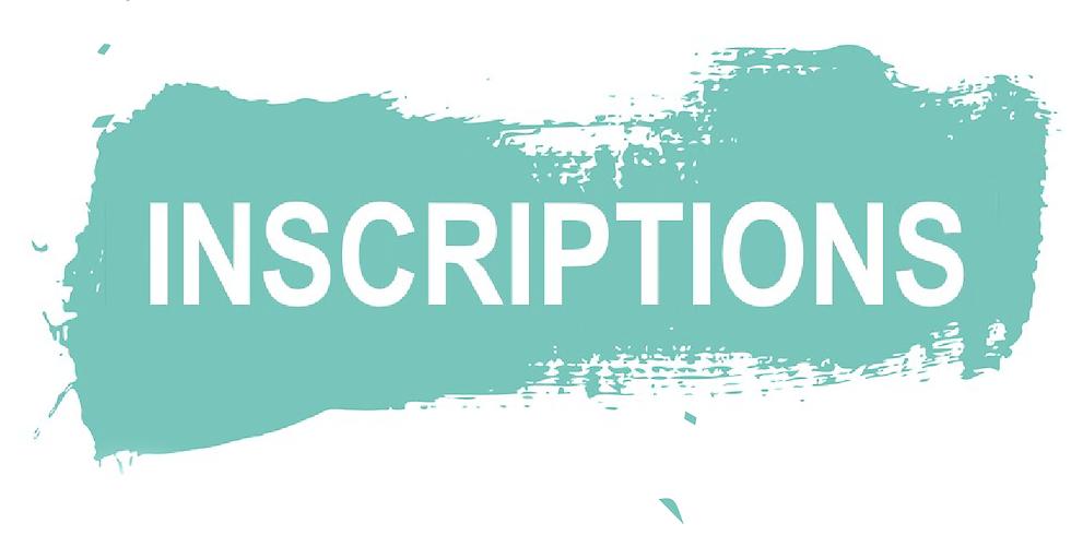 Soirée d'informations et Inscriptions pour les Ateliers Théatre