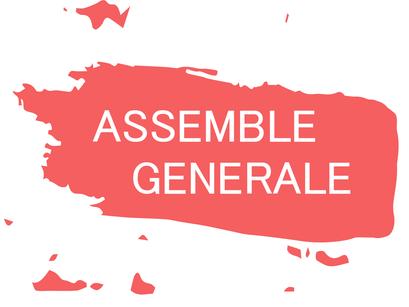 Convocation à l'Assemblé Générale - 28 Septembre 2020