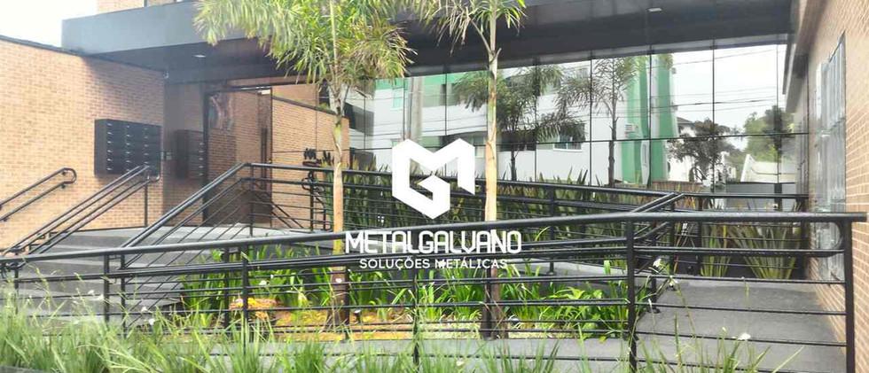 metalgalvano acm corrimao - grupo estrut