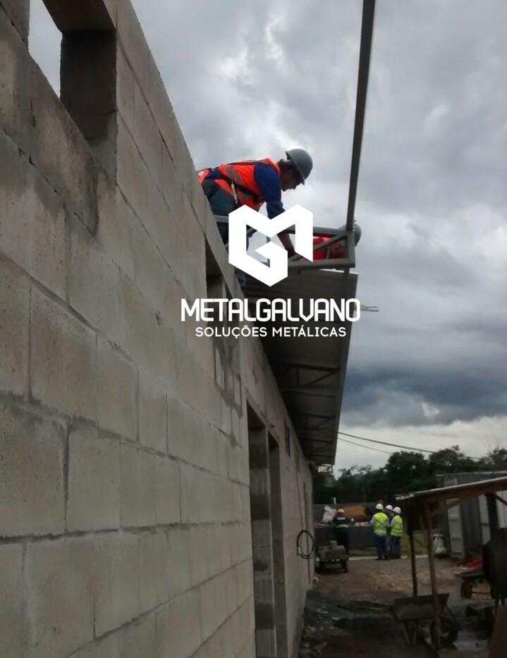 Construtora Dona Francisca - Canteiro GM