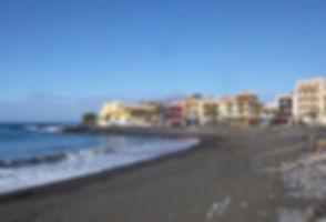 Der Strand im Valle Gran Rey auf La Gomera