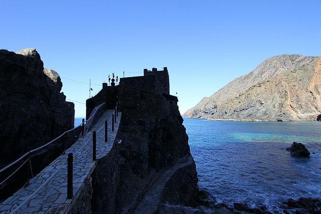 Castillo del mar (La Gomera)