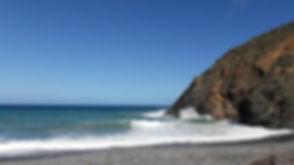 Daswilde Meer in Vallehermoso (La Gomera)