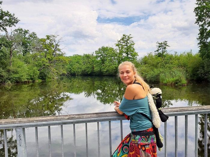 künstlerin Sofie Berndt aus weisweil