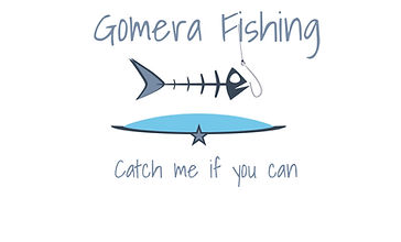 Das Logo der Firma Gomera Fishing