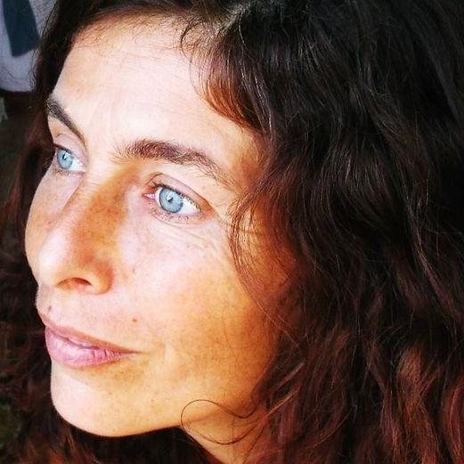 Künstlerin Radka aus la gomera (kanaren)