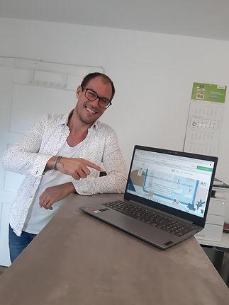 Markus Mette von meine-kleine-website