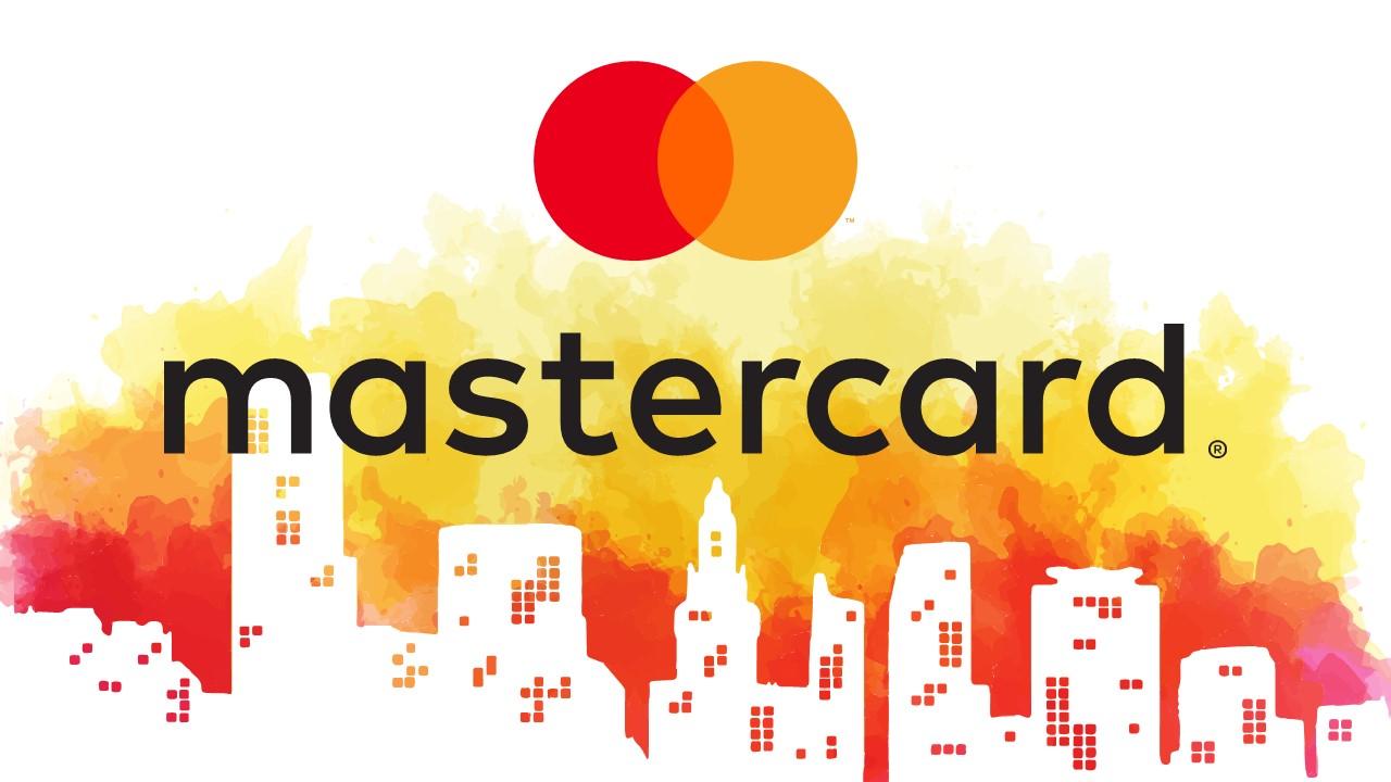 Mastercard carousel image