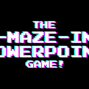 Download The A-Maze-ing Retro PowerPoint Game!