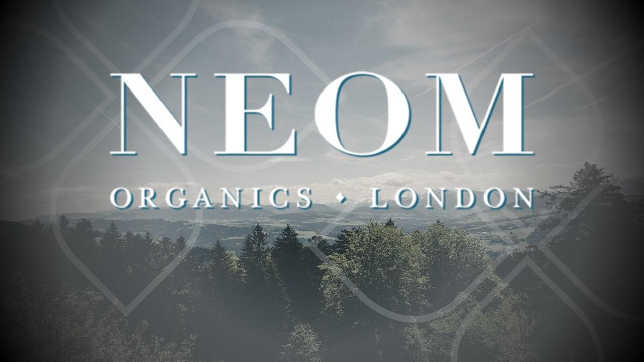 Neom carousel image