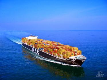 matelot à bord d'un navire de commerce