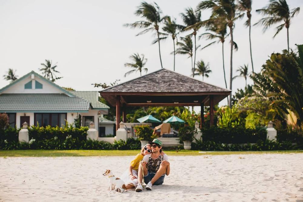 Casas de playa agave arquitectos